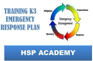 Training K3 Emergency response Plan