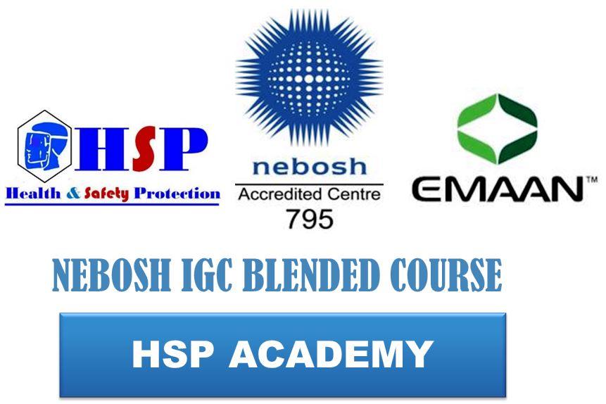 NEBOSH International General Certificate IGC Blended