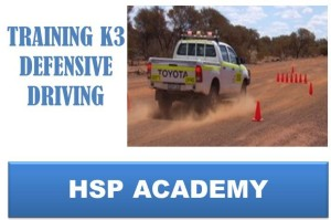 Training K3 Defensive Driving