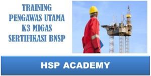 Training Pengawas Utama K3 Migas