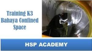 Training K3 Bahaya Confined Space