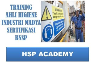 Training Ahli Higiene Industri Madya