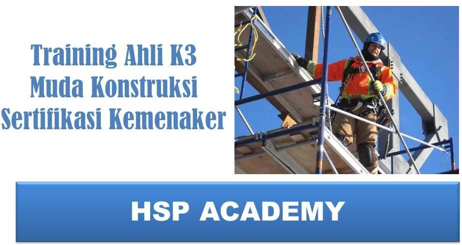 Training AK3 Muda Konstruksi