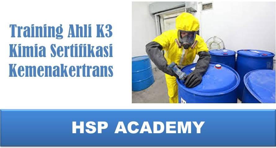 Training Ahli K3 Kimia
