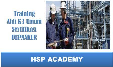 Training Ahli K3 Umum Depnaker