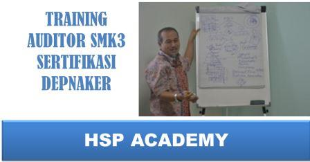 Training Auditor SMK3 Depnaker