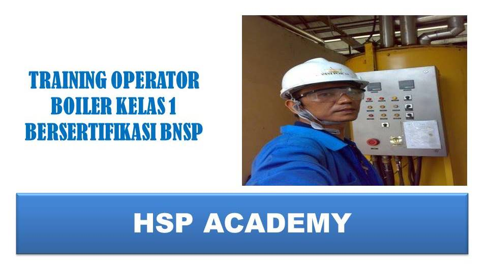 Training Operator Boiler Kelas 1