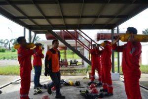 Training Confined Sapce Kemnaker Batch III
