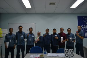 Training Implementasi Behavior Basic Safety (BBS) PT Pacinesia Chemical Industry