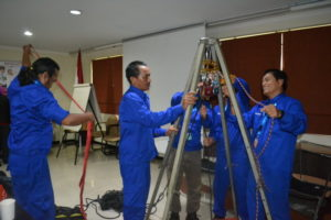 Rescue Confined Space