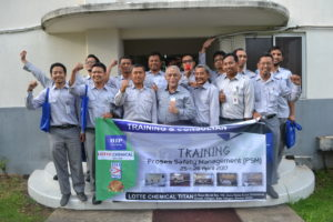Training Proses Safety Management